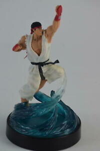 Official CAPCOM Ryu Street Fighter 25th Anniversary Rare Collector's Figure