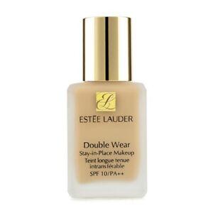 NEW Estee Lauder Double Wear Stay In Place Makeup SPF 10 (No. 17 Bone (1W1))
