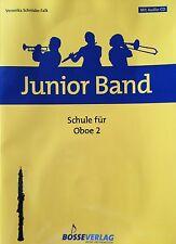 Veronika Schniske-Falk - JUnior Band - Schule für Oboe 2