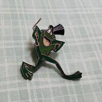 Vintage Warner Bros Michigan J Frog Dancing Pin Pinback w Cane Top Hat!