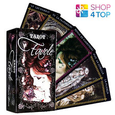 FAVOLE TAROT DECK VICTORIA FRANCES TELLING CARDS DIVINATION ORACLE FOURNIER NEW