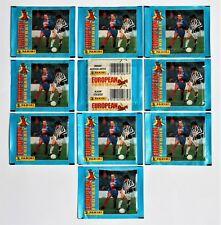 Panini European Football Stars 1997 - 10 x Tüte ungeöffnet