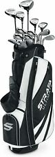 Callaway Men's Strata Ultimate Complete Golf Set, Prior Generation (18-Piece) R