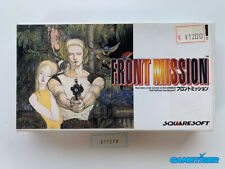 FRONT MISSION Nintendo Super Famicom SFC SNES JAPAN Ref:311270