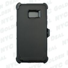BK For Samsung Galaxy Note 7 Defender Case Cover w/ Belt Clip& Build-in Screen