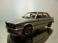 NEO MODELS BMW M535i E12 - SILVER 1:43 RARE - EXCELLENT - 12
