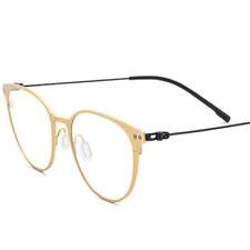 Super Light Pure Titanium Designer Clear Lens Eyeglass Frames Optical Glasses