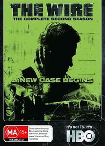 The Wire : Season 2 - DVD Series