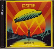 "LED ZEPPELIN ""Celebration Day"" 16 TRACK PROMO DOPPIO CD RARE USA"