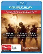 Seal Team Six - The Raid on Osama Bin Laden (Blu-ray, 2013)