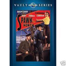 Spawn of the North DVD George Raft Henrey Fonda