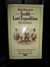 Scott's Last Expedition, The Journals ~ Antarctic Exploration R.F. Scott+Photos