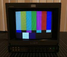 Sony PVM-8041Q Trinitron 8 inch RGB Color Monitor