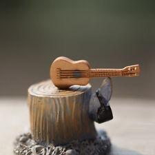 10Pcs Miniature Dollhouse Bonsai Craft Garden Pot Landscape DIY Guitar Decor