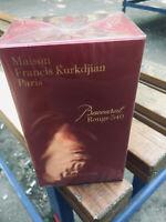 Maison Francis Kurkdjian Baccarat Rouge 540 70 ml Extraits de parfum Spray