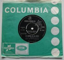 """GERRY & THE PACEMAKERS It's Gonna Be All Right - Columbia 7"""" (1964)"""