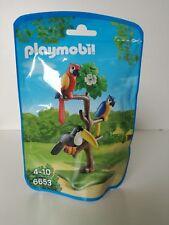 Playmobil 6653 - Animal series: Parrot & Tucan family (MISB, NRFB, OVP)