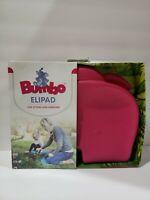 Bumbo Elipad, Toddler Floor Seat and Kneeling Pad - Magenta