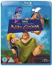DISNEYS The Emperor's New Groove [Blu-ray] NEW SEALED FREE DELIVERY