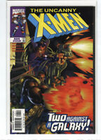 Uncanny X-men #358 Bishop Wolverine Rogue Storm 9.6