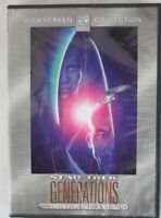 Star Trek: Generations(DVD, 2004, 2-Disc Set, Special Collectors Edition Wides…