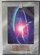 Star Trek: Generations(DVD, 2004, 2-Disc Set, Special Collectors Edition Wides…