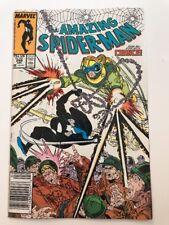 AMAZING SPIDER-MAN #299 // 1st VENOM Cameo // Newsstand // VF/VF+