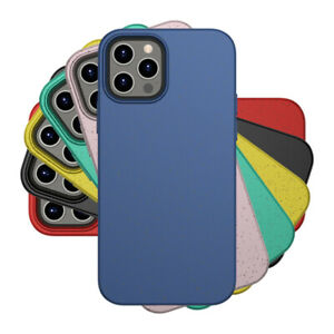Apple iPhone 12, Pro, Pro Max Biodegradable Compostable Case Cover