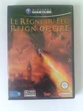 LE REGNE DU FEU   / REIGN OF FIRE    -----   pour GAMECUBE