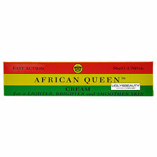 African Queen Cream for Lighter and Smoother Skin 50 ml / 1.76 fl. oz.