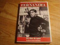 DVD : Les rois du sport  ( Collection Fernandel )