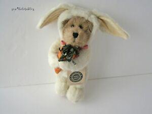 Boyds Bears Plush Bear in Bunny Suit ~ Marlowe Snoopstein ~  NWT