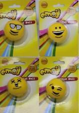 EMOJI YELLOW SPLAT BALL AGE 5+ ASSORTED DESIGNS SENT AT RANDOM