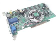 MEDION Radeon 9600 TX, 128 MB DDR, 2 x VGA, TV-out, AGP
