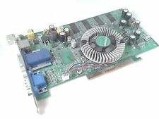MEDION Radeon 9600 TX, 128 MB DDR, 2 x VGA, TV-out, AGP