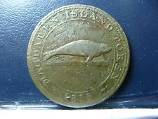 Small Auction #25/25 Colonial Canadian Problem Token that's stil worth something