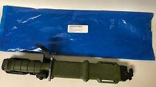 Tri-Technologie U.S.G.I. M9 Knife & Scabbard New in Package