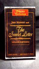 THE SCARLET LETTER  AUDIO CASSETTE  BOOK NATHANIEL HAWTHORNE 1987 MEDIA BOOKS