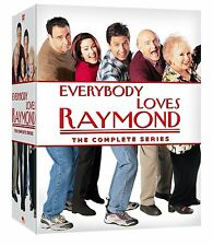EVERYBODY LOVES RAYMOND COMPLETE SERIES 1 2 3 4 5 6 7 8 9 DVD BOXSET REGION 4