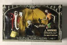 Neca Tim Burton's The Nightmare Before Christmas PVC Set NIB