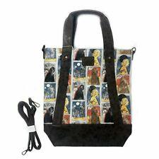 Loungefly Star Wars Cards Princess Leia Chewbacca Crossbody Tote Bag STTB0163