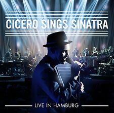 ROGER CICERO - CICERO SINGS SINATRA-LIVE IN HAMBURG  CD NEU