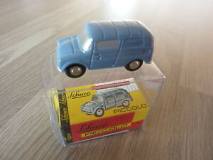 Schuco Piccolo (China)  no. 05091 - 1/90 diecast VOLKSWAGEN Typ 147 FRIDOLIN Van