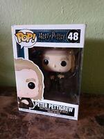 Funko Pop! Movies: Harry Potter Peter Pettigrew Action Figure