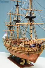 HMS Royal Caroline 1749 Scale 1/50 33'' Wooden Ship Model Kits Sailing Boat Kit