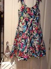 dress size 12.soon.wedding.races.party.holiday.summer.garden.tea.