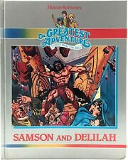 Hanna-Barbera's the Greatest Adventure Stories from the Bible Samson and Delilah