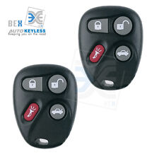Replacement Keyless Remote-Fob for 2003-2006 Chevy SSR / 2004 Pontiac Grand Prix