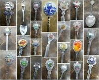 Genuine Rare Collectable Souvenir Spoons. Vintage: Worldwide. Many Available (1)
