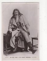 Fred Terry in The Scarlet Pimpernel Vintage RP Postcard Theatre Play Actor 706a